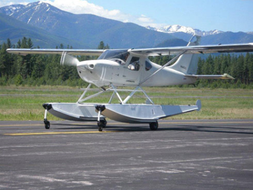 Glastar-Sportsman-2400A-Aircraft-Floats