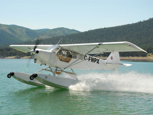 2400 A Montana Floats - Smith Cub