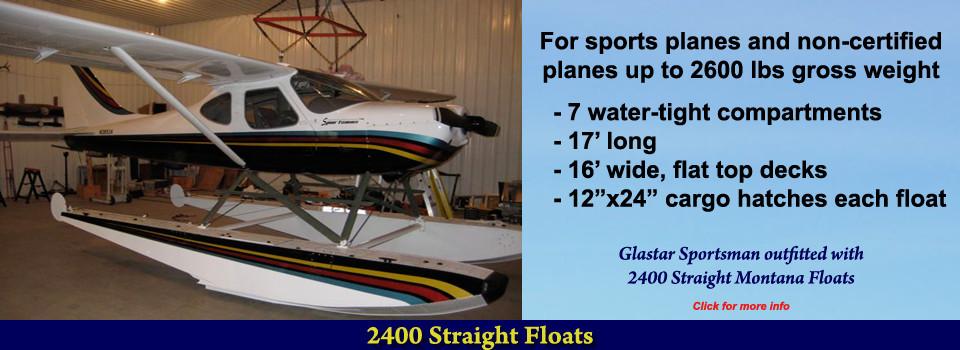 2400-straight-aircraft-float-Glastar-Sportsman