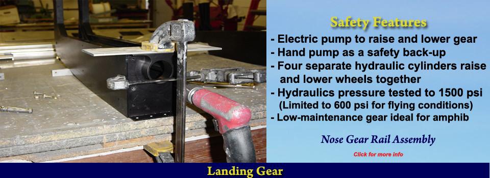 Montana-Float-aircraft-landing-gear